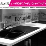 credence cuisine personnalisee