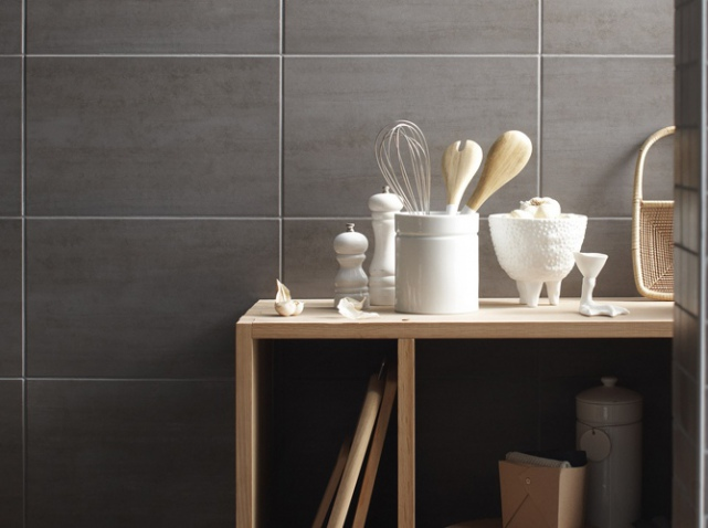 Pose credence murale cuisine leroy merlin cr dences cuisine - Credence murale cuisine ...