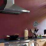 credence carrelage mural cuisine