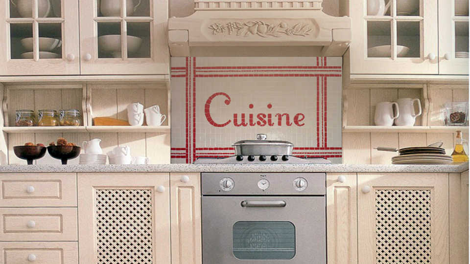 credence cuisine campagne