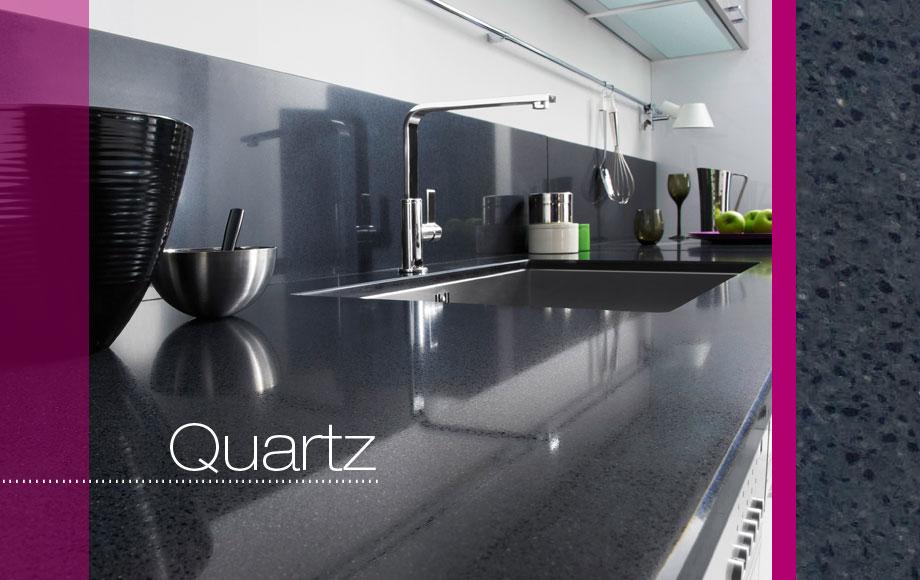 Id e credence cuisine quartz cr dences cuisine for Credence cuisine blanc brillant