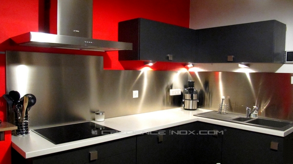 pose credence inox cuisine castorama cr dences cuisine. Black Bedroom Furniture Sets. Home Design Ideas