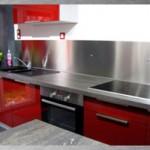 credence aluminium pour cuisine