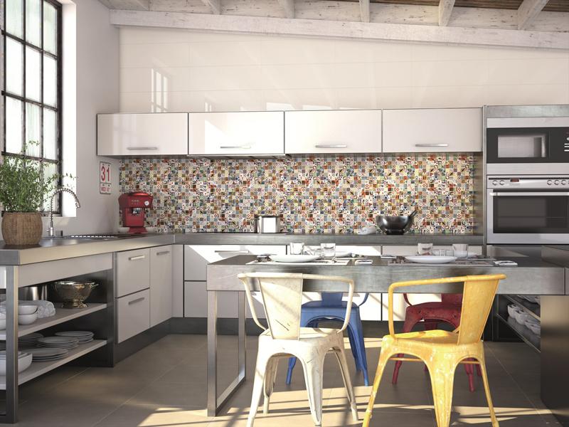 pose credence cuisine ceramique cr dences cuisine. Black Bedroom Furniture Sets. Home Design Ideas