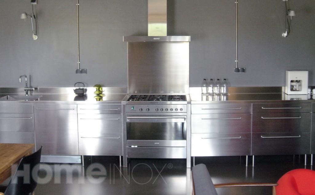 Id e credence cuisine inox avis cr dences cuisine - Idee credence cuisine ...
