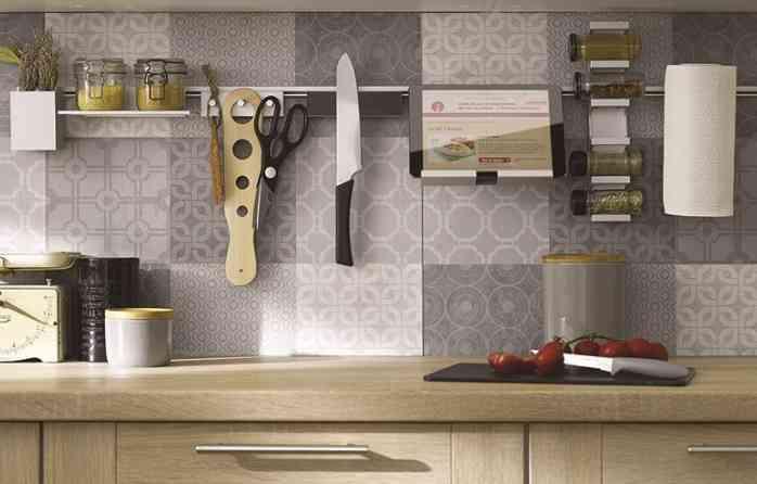Cr dence cuisine cuisinella nm82 montrealeast for Cuisine installee prix