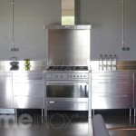credence inox cuisine professionnelle