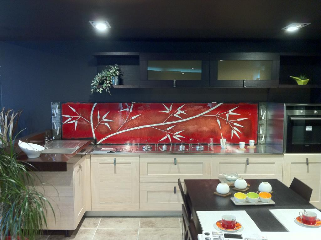 id e credence cuisine gaz cr dences cuisine. Black Bedroom Furniture Sets. Home Design Ideas