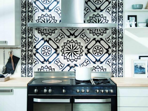 credence cuisine gaz cr dences cuisine. Black Bedroom Furniture Sets. Home Design Ideas