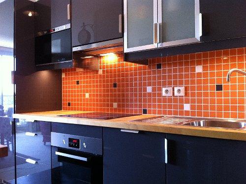 Stunning Credence Cuisine Orange Ideas - House Design - marcomilone.com