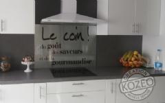 id e credence cuisine stickers cr dences cuisine. Black Bedroom Furniture Sets. Home Design Ideas