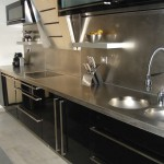 credence cuisine professionnel