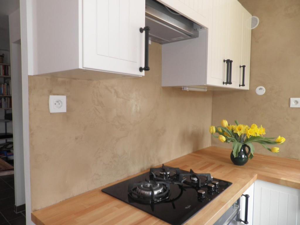 Id e credence cuisine beton cire cr dences cuisine - Credence beton cire cuisine ...