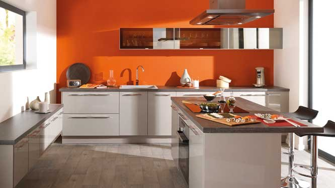Credence cuisine conforama cr dences cuisine for Color credence cocina blanca