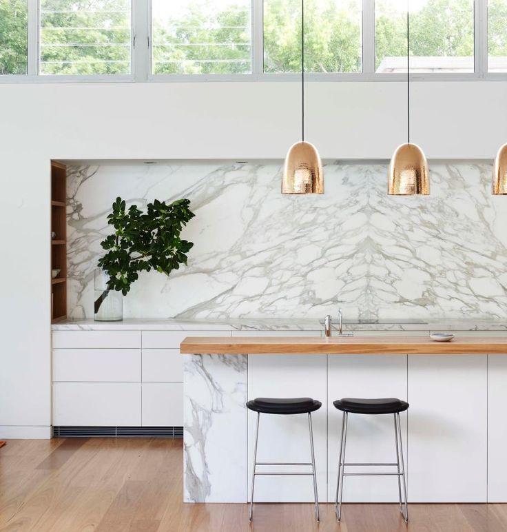 pose credence cuisine marbre – Crédences Cuisine