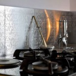 credence cuisine metal decor