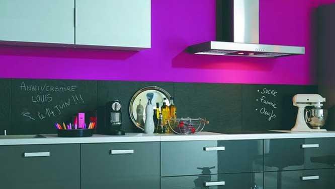 couleur credence cuisine verre but cr dences cuisine. Black Bedroom Furniture Sets. Home Design Ideas
