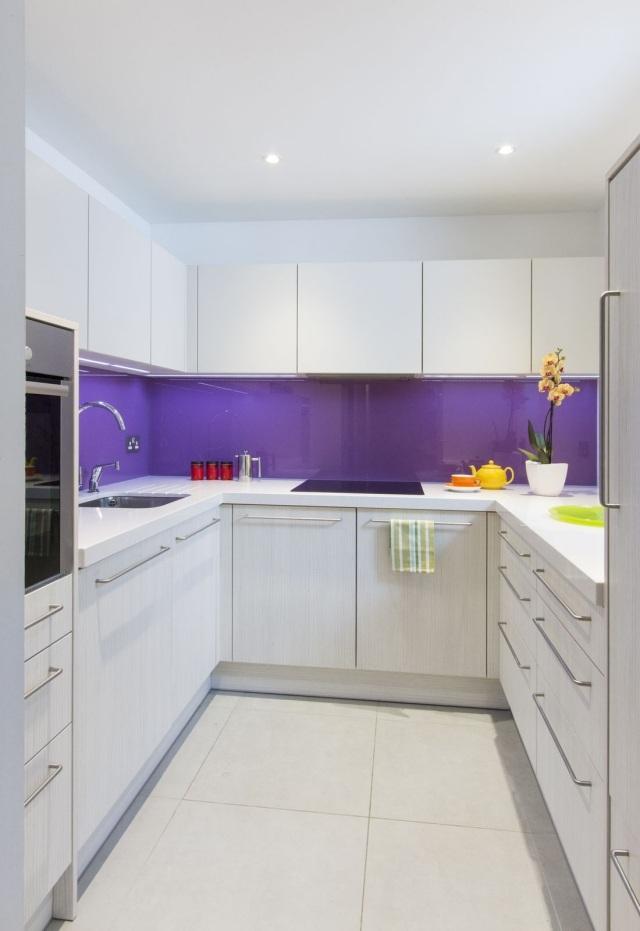 pose credence cuisine violet – Crédences Cuisine