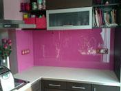 couleur credence cuisine rose cr dences cuisine. Black Bedroom Furniture Sets. Home Design Ideas