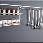 barre credence cuisine inox