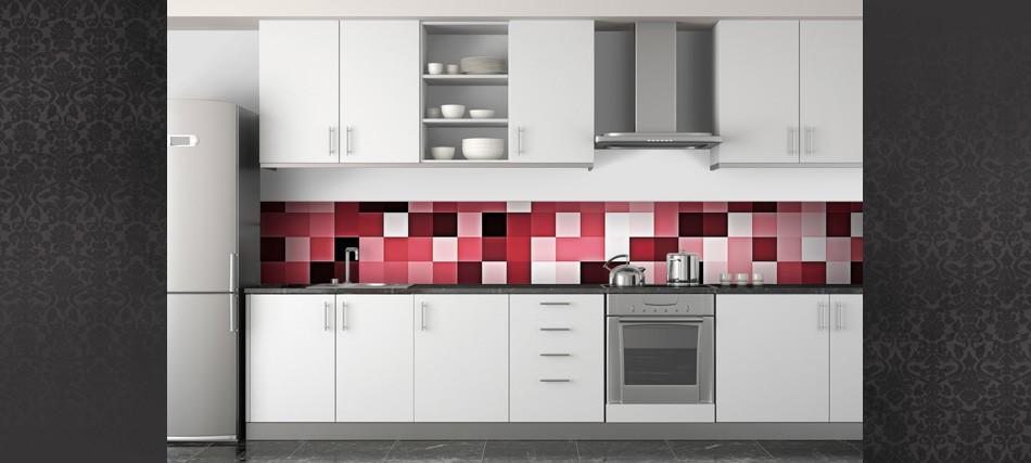 pose credence cuisine couleur cr dences cuisine. Black Bedroom Furniture Sets. Home Design Ideas