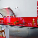 credence cuisine couleur