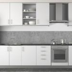 credence cuisine effet beton