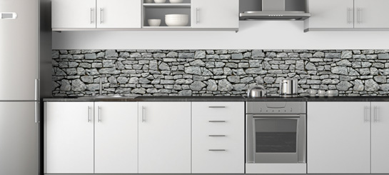 Id e credence cuisine effet beton cr dences cuisine - Cuisine effet beton ...