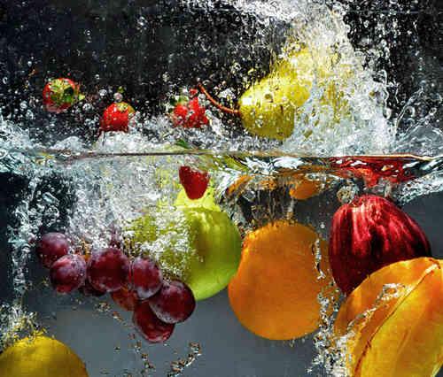 Credence cuisine fruit cr dences cuisine - Credence adhesive cuisine castorama ...