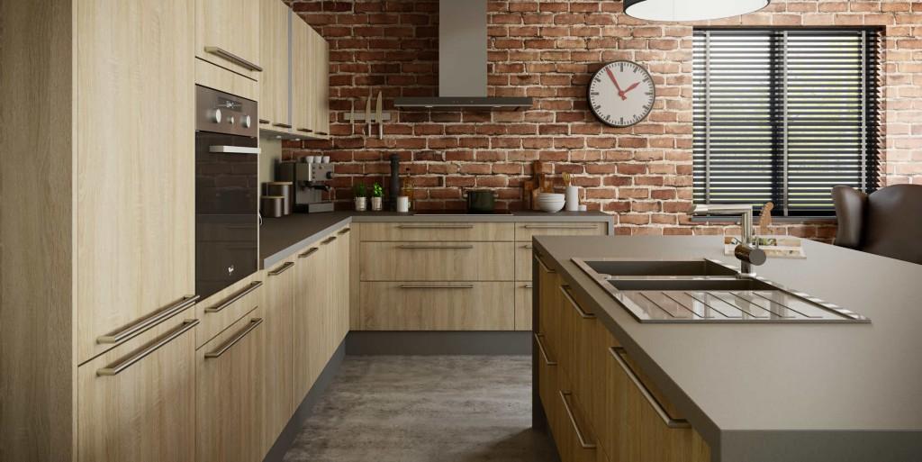 couleur credence cuisine loft cr dences cuisine. Black Bedroom Furniture Sets. Home Design Ideas