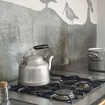 credence cuisine zinc