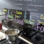 credence cuisine adhesive castorama