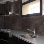 credence cuisine beton