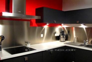 credence cuisine verre trempe cr dences cuisine. Black Bedroom Furniture Sets. Home Design Ideas