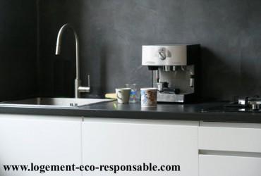 Credence cuisine conforama cr dences cuisine - Credence beton cire cuisine ...
