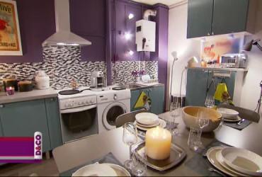credence cuisine originale deco cr dences cuisine. Black Bedroom Furniture Sets. Home Design Ideas