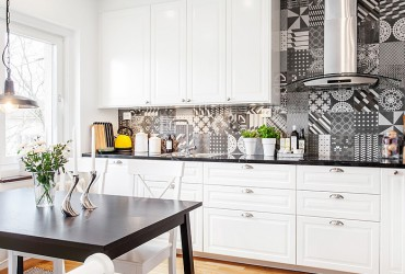 credence cuisine peinture ardoise cr dences cuisine. Black Bedroom Furniture Sets. Home Design Ideas