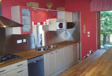 Credence cuisine equipee cr dences cuisine - Credence cuisine autocollante ...