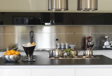 Cr dences cuisine inspiration cr dence pour toute la cuisine for Peinture credence cuisine