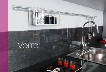 Credence cuisine effet miroir cr dences cuisine - Credence cuisine autocollante ...