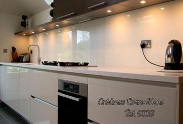 Credence cuisine beige cr dences cuisine - Credence cuisine autocollante ...