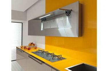 Credence cuisine plexiglas sur mesure cr dences cuisine - Credence cuisine orange ...