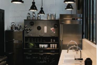 Cr dences cuisine inspiration cr dence pour toute la cuisine - Credence ardoise cuisine ...