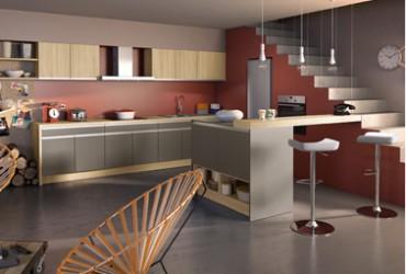 Credence accessoires cuisine cr dences cuisine for Credence murale cuisine couleur